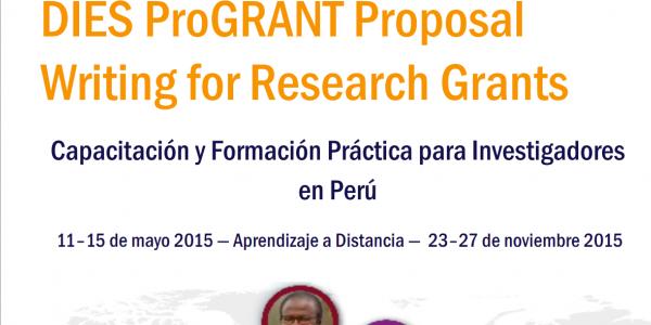 DAAD: Capacitación y Formación Práctica para Investigadores  en Perú